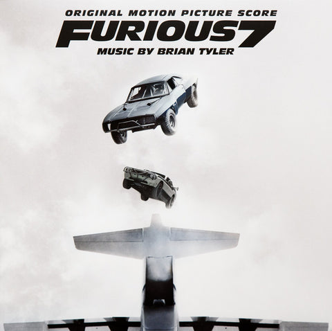 Brian Tyler ‎– Furious 7 (Original Motion Picture Score) : Music On Vinyl ‎– MOVATM042 Series: At The Movies – : Vinyl, LP, Red  Vinyl, LP, Blue  All Media, Album, Limited Edition, Numbered