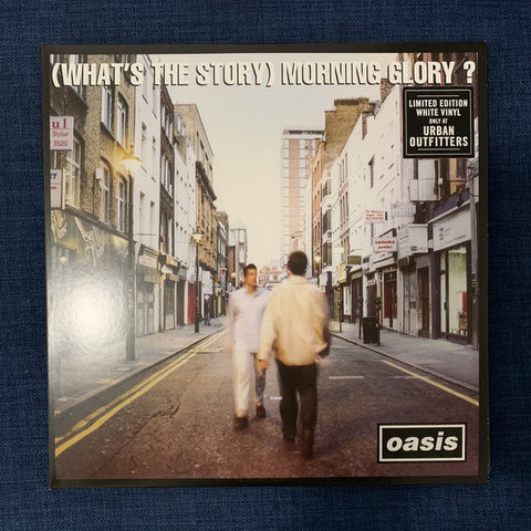 Oasis (2) ‎– (What's The Story) Morning Glory? : Big Brother ‎– RKIDLP73 : 2 × Vinyl, LP, Album, Limited Edition, Remastered, White
