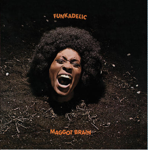 Funkadelic ‎– Maggot Brain : 4 Men With Beards ‎– 4M161, Westbound Records ‎– 4M161 : Vinyl, LP, Album, Limited Edition, Reissue, Turquoise