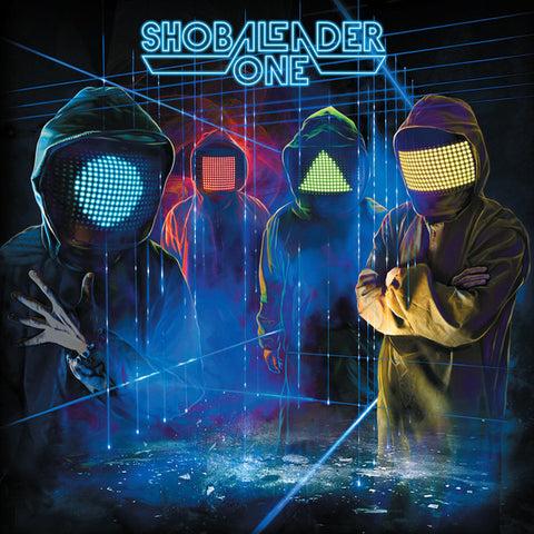 Shobaleader One ‎– Elektrac : Warp Records ‎– WARPLP284 : 2 × Vinyl, LP, Album