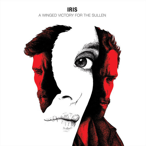 A Winged Victory For The Sullen ‎– Iris : Erased Tapes Records ‎– ERATP093LP : Vinyl, LP, Album
