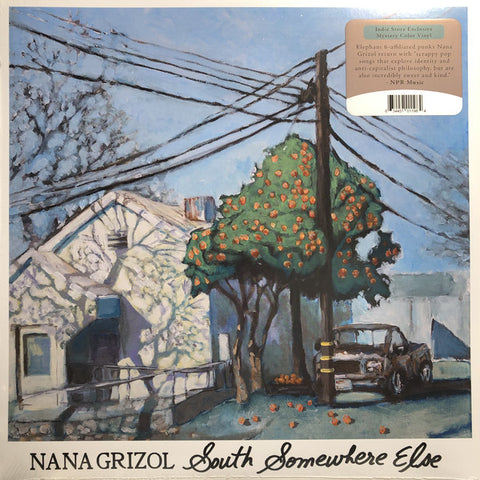 Nana Grizol ‎– South Somewhere Else : Arrowhawk Records ‎– ARRO-024, Don Giovanni Records ‎– DG-196 : Vinyl, LP, Album, Mystery Color