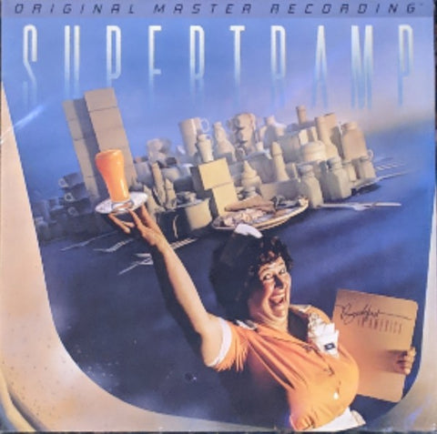 Supertramp ‎– Breakfast In America : Mobile Fidelity Sound Lab ‎– MFSL 1-471 Series: Original Master Recording – , GAIN 2™ Ultra Analog LP 180g Series – : Vinyl, LP, Album, Numbered