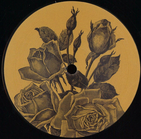 "Funk E Presents Marvin Gain ‎– Gone In Roses Ep : Floorpiece ‎– FPR001 : Vinyl, 12"", EP"