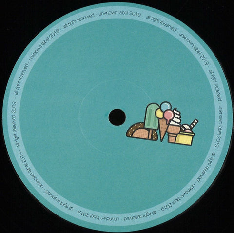 Various ‎– 11 : Unknown Label Milano ‎– UNK11 : Vinyl, 12""