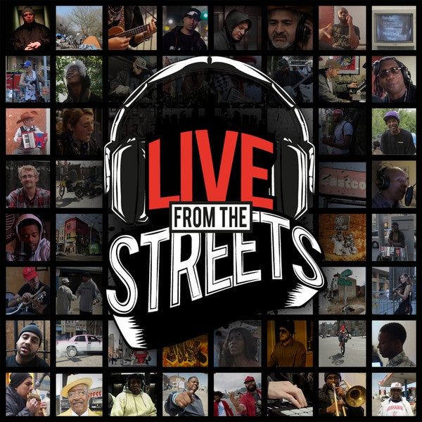 Mr. Green – Live From The Streets : Live From The Streets Productions ‎– DDM 2420, Duck Down ‎– DDM 2420 : 2 × Vinyl, LP, Album