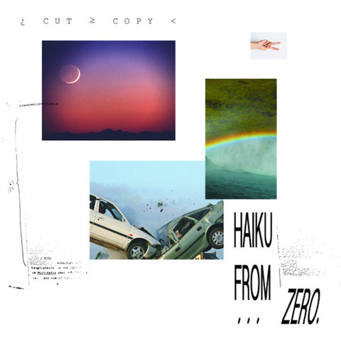 Cut Copy ‎– Haiku From Zero : Cutters Records ‎– 2557782547, Astralwerks ‎– 2557782547 : Vinyl, LP, Album, Club Edition, Limited Edition, Yellow