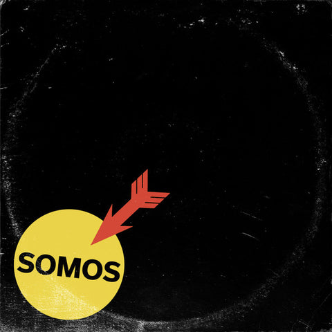 Somos (3) ‎– Prison On A Hill : Tiny Engines ‎– TE202 : Vinyl, LP, Limited Edition, Yellow Translucent