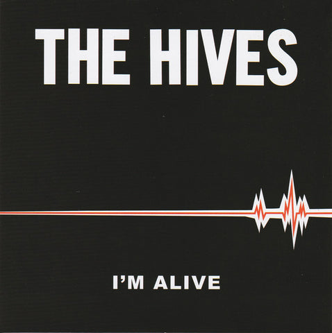 "The Hives ‎– I'm Alive / Good Samaritan : Third Man Records ‎– TMR-626 : Vinyl, 7"", 45 RPM, Single"
