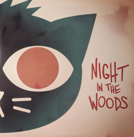 Alec Holowka ‎– Night In The Woods : Ghost Ramp ‎– GR-047 : 2 × Vinyl, LP, Album, Deluxe Edition