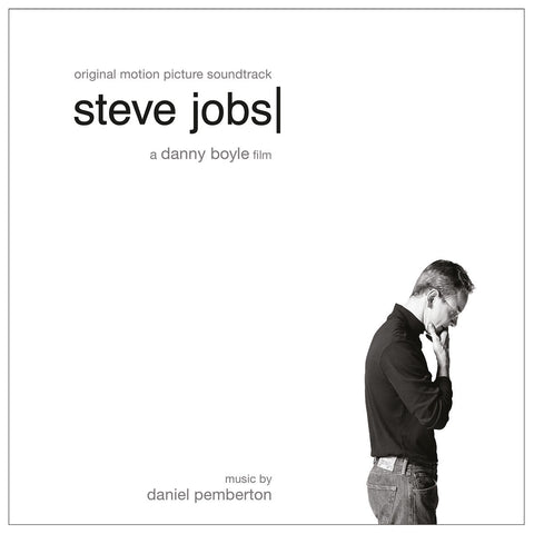 "Various - Steve Jobs Soundtrack: Daniel Pemberton - Music On Vinyl MOVATM068 - 2x12"" Vinyl, Colored, Numbered, Limited"