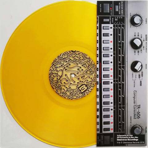 Nu Era ‎– The Third Adam : Omniverse ‎– OMNIVLP07 : Vinyl, LP, Album, Limited Edition, Reissue, Yellow