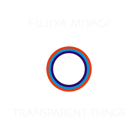Fujiya • Miyagi* ‎– Transparent Things : Impossible Objects of Desire ‎– OBJ-005 : Vinyl, LP, Album, Limited Edition, Transparent