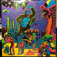 Various ‎– Warfaring Strangers: Acid Nightmares : Numero Group ‎– NUM068LP-C2 Series: Wayfaring Strangers – : 2 × Vinyl, LP, Compilation, Limited Edition, Window Pane, 200 Only