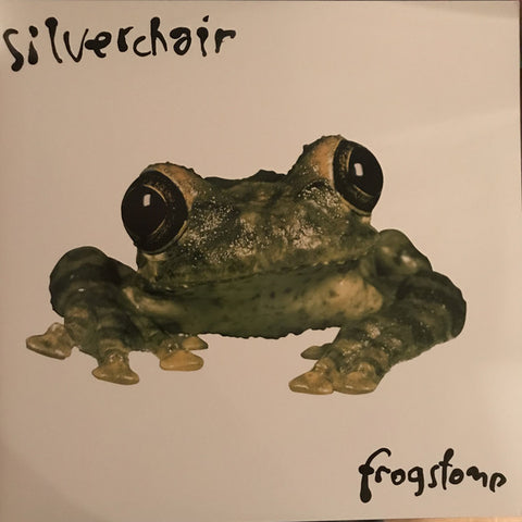 Silverchair ‎– Frogstomp : Sony Music ‎– 88765431861, SRC Vinyl ‎– SRC019 : Vinyl, LP, Red/Blue Split  Vinyl, LP, Single Sided, Etched, Yellow/Green Split  All Media, Album, Limited Edition, Reissue, Repress, 180 Gram
