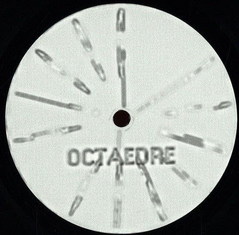 "Basic Channel ‎– Octagon / Octaedre : Basic Channel ‎– BC 07 : Vinyl, 12"", 33 ⅓ RPM, Remastered"