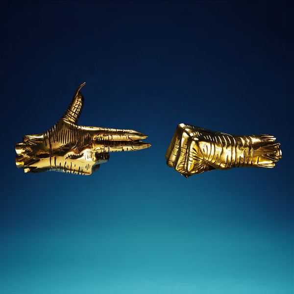 Run The Jewels ‎– Run The Jewels 3 : Run The Jewels, Inc. ‎– RTJ003LP : 2 × Vinyl, LP, Album, Gold