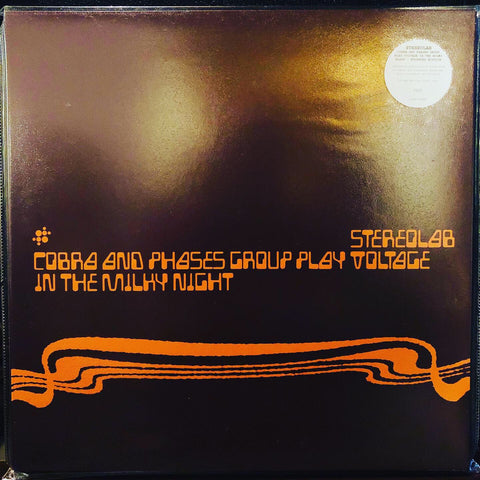 Stereolab ‎– Cobra And Phases Group Play Voltage In The Milky Night : Duophonic Ultra High Frequency Disks ‎– D-UHF-D23RC, Warp Records ‎– none : 3 × Vinyl, LP, Album, Limited Edition, Numbered, Reissue, Remastered, Clear