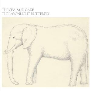 Sea And Cake, The - The Moonlight Butterfly : Thrill Jockey LP-THRILL-278 - LP