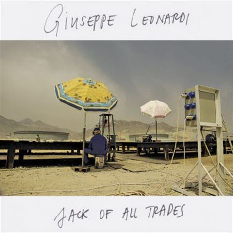 "Giuseppe Leonardi ‎– Jack Of All Trades : International Major Label ‎– IML 007 : Vinyl, 12"", EP"