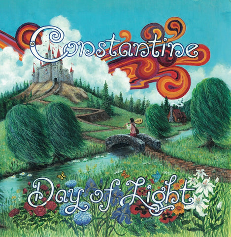 Constantine - Day Of Light - Not On Label CLP 168 - Vinyl, LP