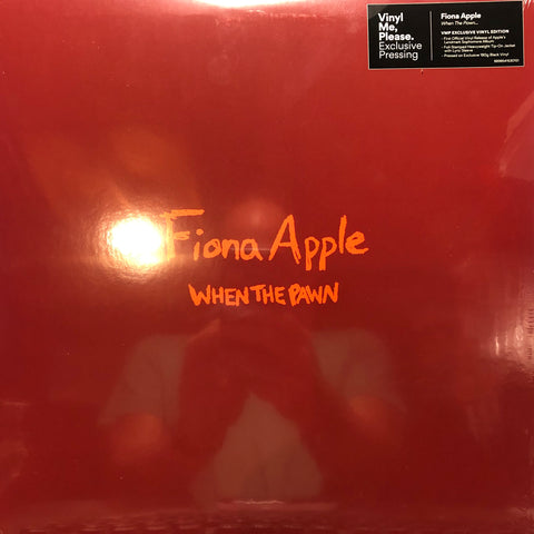 Fiona Apple ‎– When The Pawn  : Work ‎– 496428 2, Epic ‎– 496428 2, Clean Slate ‎– 4964282000 : Vinyl, LP