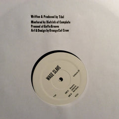 "Tdel ‎– Catharsis EP : Wage Slave ‎– WS003 : Vinyl, 12"", EP, Numbered"