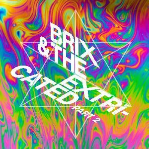 Brix & The Extricated - Part 2 (INDIE ONLY / CLEAR VINYL) : Blang LP-BLANG-73X - LP