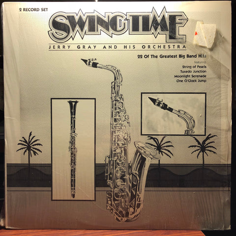 Jerry Gray - Swing Time : Black & White 2xLP VINYL *IN SHRINK*
