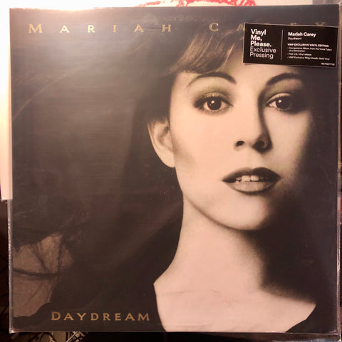 Mariah Carey ‎– Daydream : Columbia ‎– 19075957171 Series: Vinyl Me, Please. Exclusive Pressing – : Vinyl, LP, Album, Club Edition, Gold Metallic, 180g