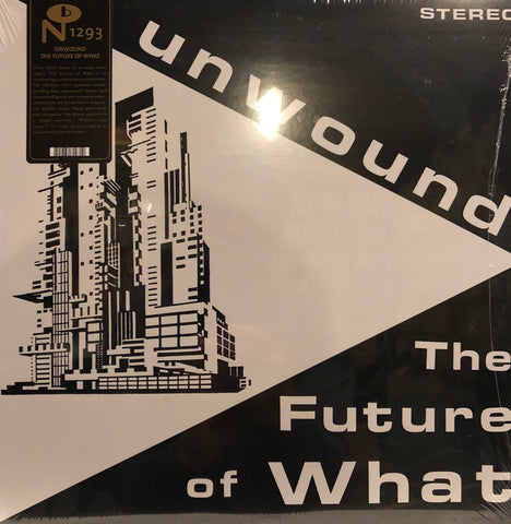 Unwound ‎– The Future Of What : Numero Group ‎– NUM1293 : Vinyl, LP, Album, Reissue
