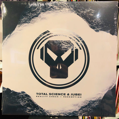 Total Science & Jubei (2) ‎– Reality Check / Redemption : Metalheadz ‎– META069 : Vinyl, 12""