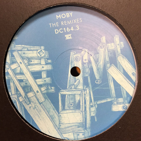 Moby ‎– The Remixes : Drumcode ‎– DC164.3 : Vinyl, 12""