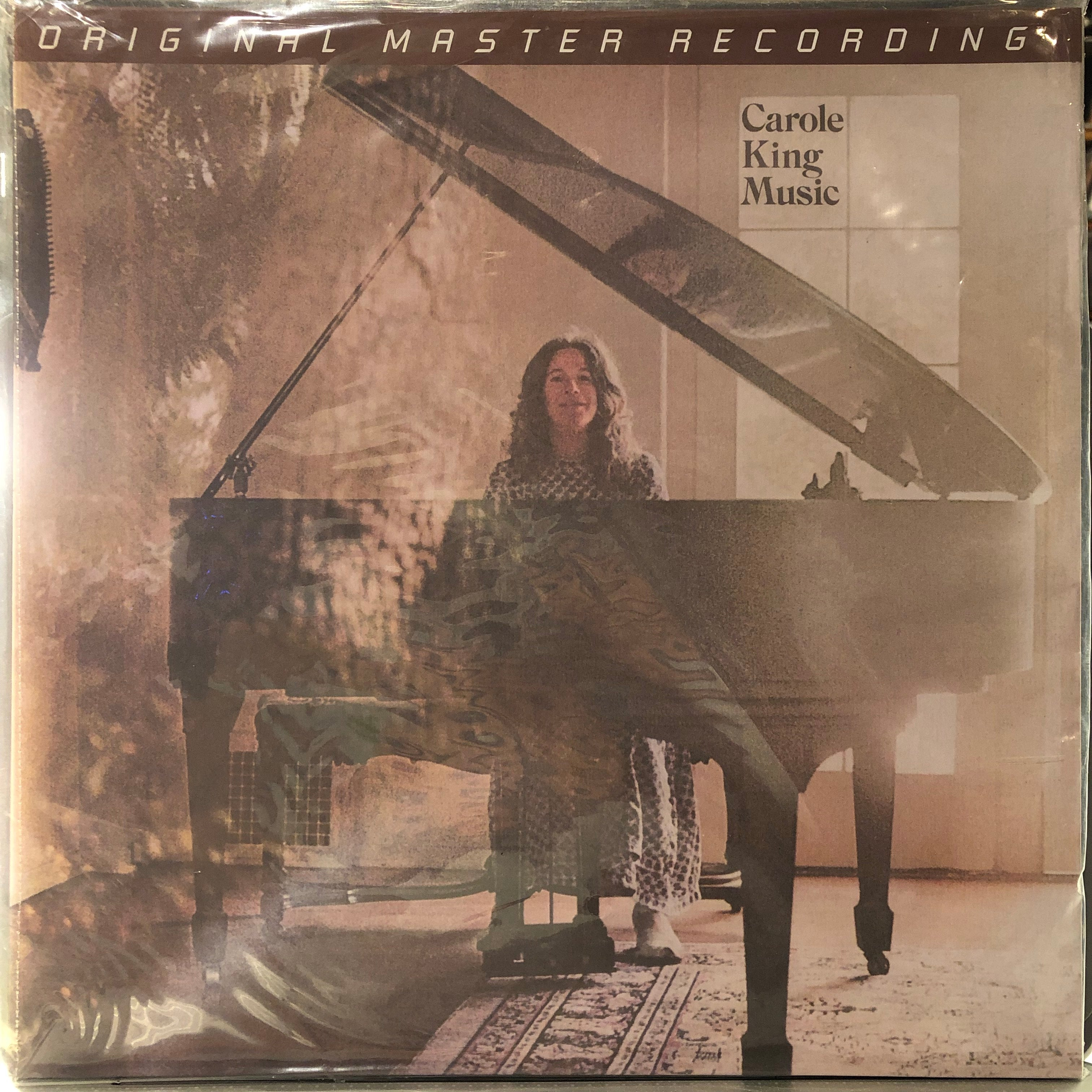 Carole King ‎– Music : Mobile Fidelity Sound Lab ‎– MFSL 1-352, : Vinyl, LP, Album, Limited Edition, Numbered, Reissue, Remastered