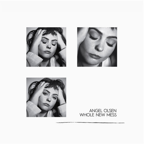 Angel Olsen - Whole New Mess : JAG354 : Jagjaguwar - Clear Smoke Translucent Vinyl, LP