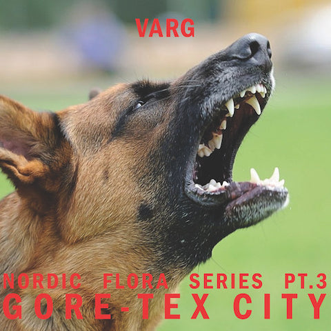 Varg - Nordic Flora Series Pt. 3: Gore-Tex City - 2xLP - Northern Electronics - NE39