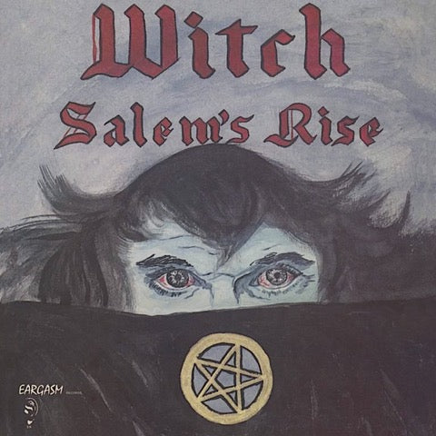 Witch - Salem's Rise - ER 2001 GGR2018 - Vinyl, LP