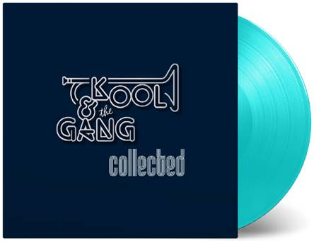 "KOOL & THE GANG - ""COLLECTED (COLOURED VINYL)"" (2LP) - 0600753825747"