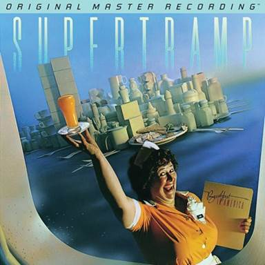 Supertramp - Breakfast In America [LP] (180 Gram Audiophile Vinyl, limited/numbered) : 821797147118 : Mobile Fidelity Sound Lab MFSL 1-471