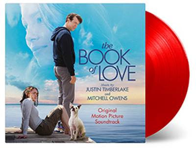 Justin Timberlake - The Book Of Love (Soundtrack) - Music On Vinyl: At The Movies MOVATM150 - 2xLP, Colored Vinyl, Limited Edition, Numbered