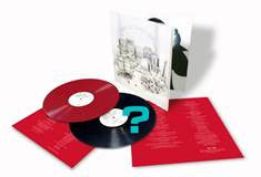 Secret Machines - Now Here Is Nowhere [2LP] (180 Gram, LP1 on Red Colored Vinyl, fan-chosen Vinyl Color for LP 2, gatefold, numbered, limited) 081227941352 Run Out Groove ROGV-008