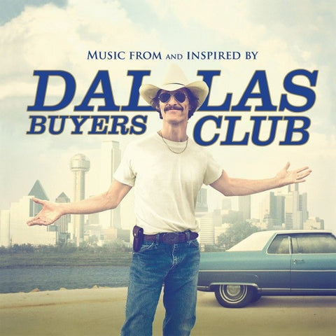 Various - Dallas Buyers Club - Music On Vinyl - MOVLP1083 - 2xLP, Ltd, Num, Gol