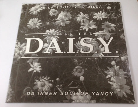 De La Soul x J Dilla - Smell The Da.I.S.Y. (Da Inner Soul Of Yancey) - Not On Label - JDLP32614PLUG - LP, Ltd, Unofficial, Clear