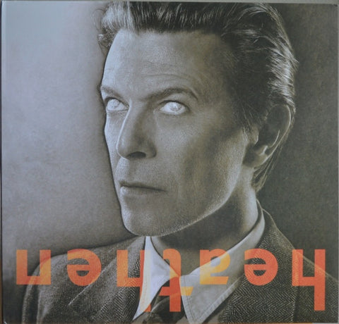 David Bowie ‎– Heathen : Columbia ‎– FRM-86630, ISO Records ‎– FRM-86630, Friday Music ‎– FRM-86630 : Vinyl, LP, Album, Limited Edition, Reissue, Blue