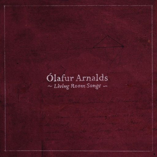 "Ólafur Arnalds ‎– Living Room Songs : Erased Tapes Records ‎– ERATP037EP, Erased Tapes Records ‎– ERATP037DV : Vinyl, 10"", EP, Limited Edition  DVD, DVD-Video, Limited Edition"