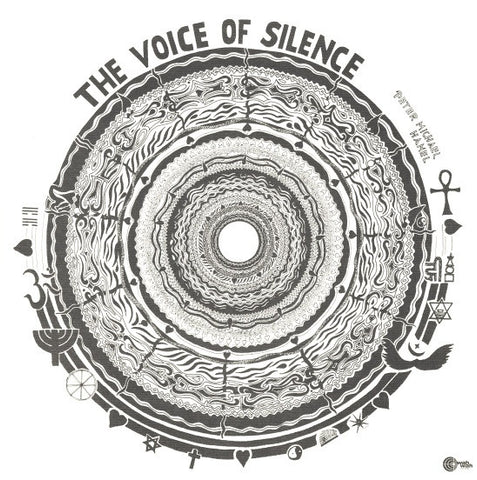 Peter Michael Hamel - The Voice Of Silence - Wah Wah Records - LPS134 - LP, Album, RE