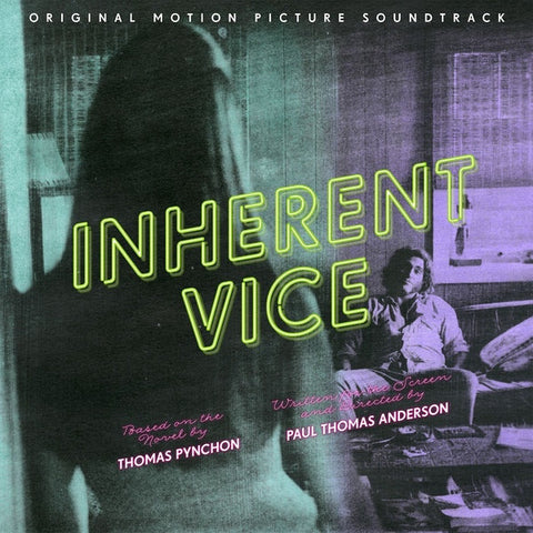Jonny Greenwood - Inherent Vice - Nonesuch - 546900-1 - 2xLP