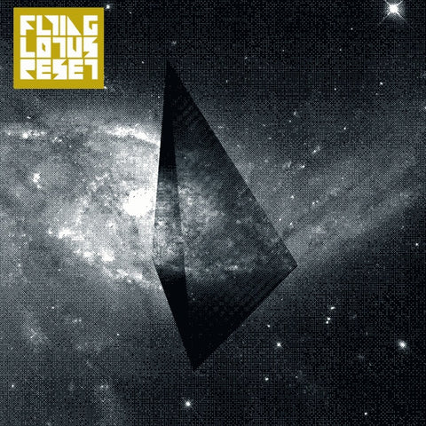 "Flying Lotus - Reset - Warp Records - WAP228 - 12"", EP, RP"