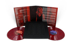 Angelo Badalamenti - Twin Peaks: Fire Walk With Me (Soundtrack) [2LP] (180 Gram ''Cherry Pie'' Colored Vinyl, gatefold in die-cut outer sleeve, limited) - 8268538741136 Death Waltz Recording Company DWR-51C