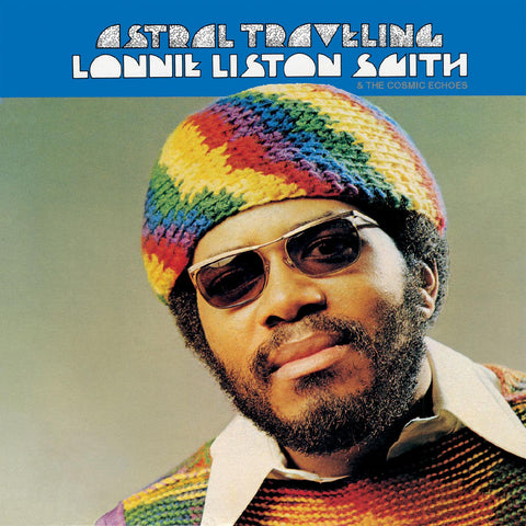 "Lonnie Liston-Smith - Astral Traveling (Limited Blue ""Eternity"" Vinyl Edition) - Real Gone Music RGM-0894 - Vinyl, LP"
